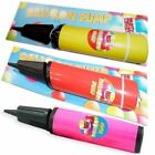 Two Way Manual Double Action Balloon Pump Inflator Birthday Wedding Party Decor