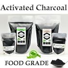 Activated Charcoal Powder Teeth Whitening Organic Bulk 100% Natural Food Grade