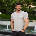 Sergi Constance Be a Legend Fitness Clothes Gym Bodybuilding T-shirt 2018 HOT image