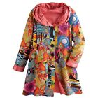 women s reversible print to solid rain