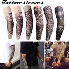 Tattoo Pattern Cooling Arm Sleeves Cover UV Sun Protection Basketball Sport