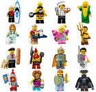 Lego Minifigure Series 17 Figures 71018 You Pick Singles or a Completed Set New