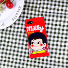 Japan Peko Milky Classic Candy Cute Girl Case for iPhone X