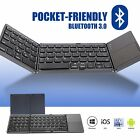 Ultra Slim Bluetooth Wireless Keyboard for Apple iPad iPhone Android Windows SY