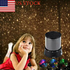Constellation Night Light Baby Kids Lamp Moon Star Sky Projector Colorful Cosmos