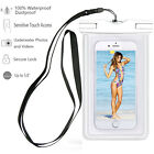Luminous Swimming Waterproof Dry Bag Underwater Pouch Case Cover For Cell Phone