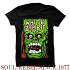 WHITE ZOMBIE PUNK ROCK T SHIRT MEN'S SIZES image