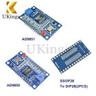 AD9850/AD9851 DDS Signal Generator Module 2 Sine Wave 2 Square Wave Output K