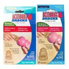 KONG Stuff N Puppy Snacks Chicken & Liver Dog Treat to Fit KONG Rubber Toy S / L