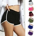 Summer Women Casual Sports Shorts Gym Workout Waistband Althetic Yoga Hot Pants
