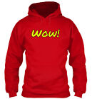 The Legend Of Chad Wow Wear - Wow! Gildan Hoodie Sweatshirt