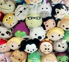 120 Styles Disney TSUM TSUM Mini Mickey Miguel Beast Plush Toys Dolls With Chain