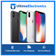 Apple iPhone X - 64GB - Space Grey or Silver (Unlocked) Excellent Condition picture