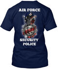 Security Police - Air Force Hanes Tagless Tee T-Shirt