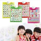 Kids Baby Learning Sound Wall Chart Read Card Book Early Educational Toys AM