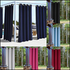 1PC OUTDOOR PATIO GAZEBO GROMMET 3-LAYERED HEAVY UNLINED PANEL SUNBLOCKING K68