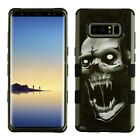 for Samsung Galaxy Note 8 TUFF Hybrid Impact Armor Case Cover Accessory PryTool