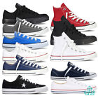 New Converse Trainers Sneakers Shoes Chuck Taylor Canvas / One Star Suede Hi Lo