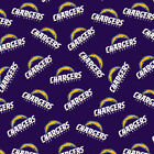"Los Angeles Chargers NFL Football Valance Curtain Choose:40"", 52"", 80"" x 13"" $25.0 USD on eBay"