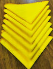 100% COTTON FLANNEL LARGE YELLOW DUSTERS, SOFT FEEL, BEST FOR CLEANING & DUSTING