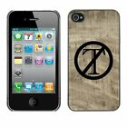 Hard Phone Case Cover Skin For Apple iPhone 155 trump is out wood inside brown