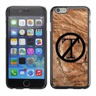 Hard Phone Case Cover Skin For Apple iPhone 163 trump is out inside tree trunk