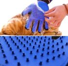 Dog Cat Bath Deshedding Washing Clean Massage Glove Fur Cleaning Pet Hair Brush