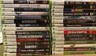 Microsoft XBOX 360 Video Games Lot! Pick 1 or More! Complete Game Titles!