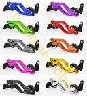 For Triumph 765 Street Triple R 2017-2019 Clutch Brake Levers Short/Long CNC $19.54 USD on eBay
