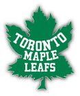 Toronto Maple Leafs NHL Hockey Green  Car Bumper Sticker - 9'', 12'' or 14'' $13.99 USD on eBay