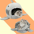 Pet Supplies Dog Bed Kennel Dog Cat Portable Sleeping Bed Warm Soft Shark House