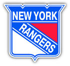 New York Rangers NHL Hockey Logo Car Bumper Sticker Decal  - 9'', 12'' or 14'' $12.99 USD on eBay