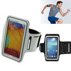 Exercise Work Out Fit Running Arm Band Cover Case For Samsung Note 3 Note 4
