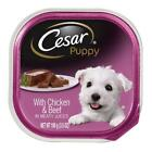 Cesar Puppy Wet Dog Food – 24 Trays