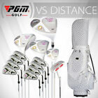 PGM Mens New 13-Piece Complete Golf Set with Bag Right Handed US Seller set