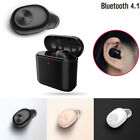 Wireless Bluetooth Earphone Mini Earbuds For Apple Air-pods iPhone 7 8 X Android
