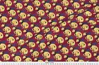 Scarf Steampunk Lion Airplane Fabric Printed by Spoonflower BTY