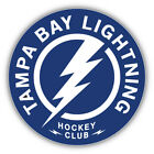 Tampa Bay Lightning NHL Combo Logo Car Bumper Sticker Decal - 3'' or 5'' $3.5 USD on eBay