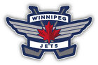 Winnipeg Jets NHL Hockey Logo Car Bumper Sticker Decal  - 3'', 5'', 6'' or 8'' $4.5 USD on eBay
