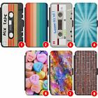Retro Wallet Phone Case for iPhone & Galaxy | Hipster Cute Punk Fashion 80'S