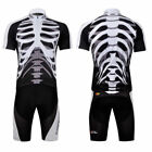 1 Set Men's Cycling Clothing Outfit Breathable Bike Pants Bicycle Jerseys