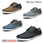Bruno MARC RIVERA 01 New Mens Classic Lace Up Casual Oxfords Sneakers Shoes