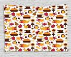 Harvest Tapestry Wall Hanging Art Bedroom Dorm 2 Sizes Available