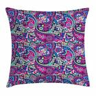 Navy and Blush Throw Pillow Cases Cushion Covers Home Decor 8 Sizes by Ambesonne