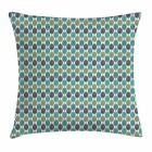 Modern Geometric Throw Pillow Cases Cushion Covers Home Decor 8 Sizes Ambesonne
