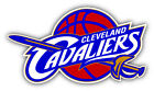 Cleveland Cavaliers NBA Basketball  Car Bumper Sticker  - 9'', 12'' or 14'' on eBay