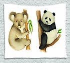 Exotic Animals Tapestry Wall Hanging Art Bedroom Dorm Room Decor 2 Sizes