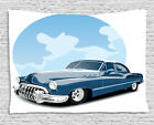 Boys Cars Tapestry Wall Hanging Form Bedroom Dorm Room Decor 2 Sizes