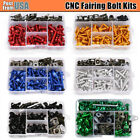 For Honda CBR 600 RR 2005-2006 Motorcycle Complete Fairing Bolt Kit body screws $22.81 USD on eBay