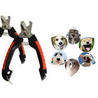 2x Pet Dog Cat Nail Clippers Professional Toe Trimmer Clipper Grooming Tool S/L